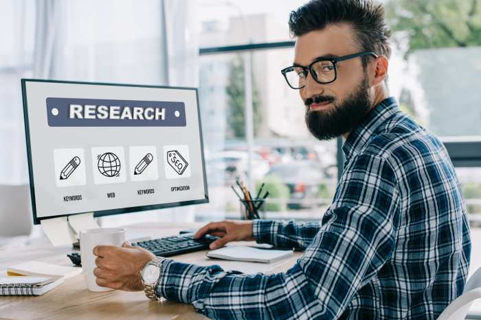 Doing Keyword Research